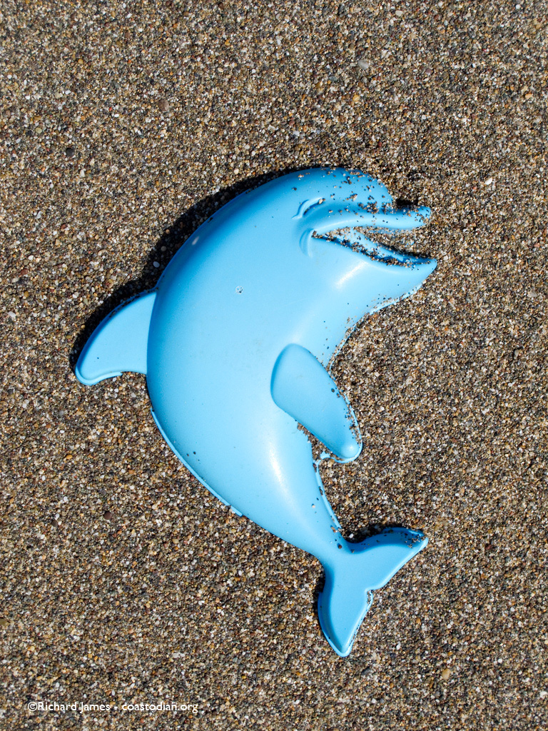 Fauxkinghumansea dropmoreplastica (Blue-bodied toxic reminder)