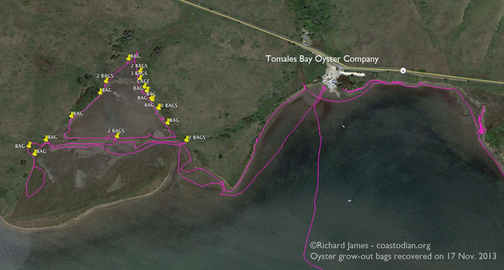RJames.map.2013.11.17 Litter